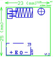 JW-WS808卧式电感