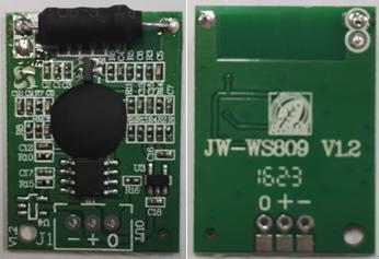 JW-WS809卧式电感