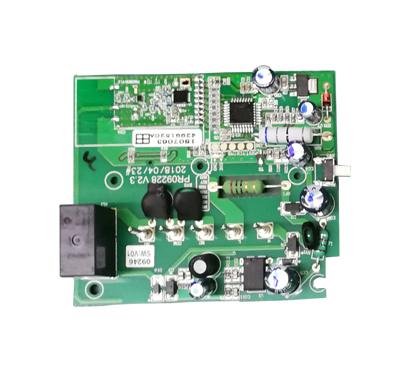 温控器主板单片机开发
